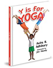 Y is for Yoga por Anita Adhikary