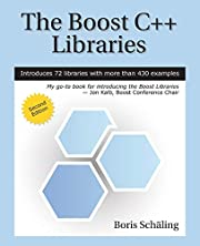 The Boost C Libraries av Boris Schäling