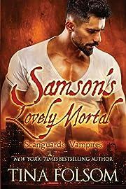 Samson's Lovely Mortal (Scanguards Vampires…