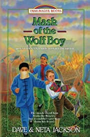 Mask of the Wolf Boy: Introducing Jonathan…