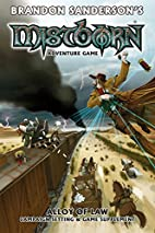 Mistborn: Alloy of Law by Alex Flagg