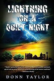Lightning on a Quiet Night por Donn Taylor