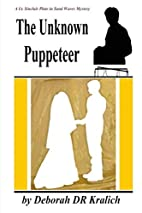 The Unknown Puppeteer (A Lt. Plate in Sand…