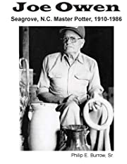 Joe Owen, Seagrove N.C. Master Potter…