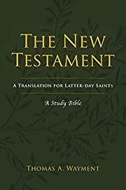 The New Testament: A Translation for…