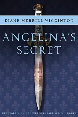 Book Cover - Angelina's Secret