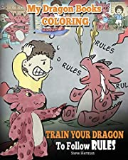 My Dragon Books Coloring – Train Your…