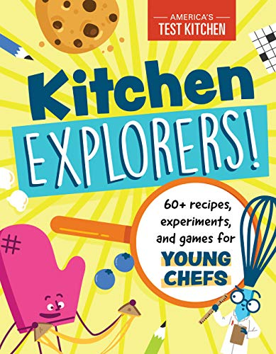 Kitchen Explorers! By America