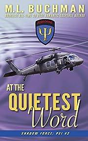 At the Quietest Word (Shadowforce: Psi) de…