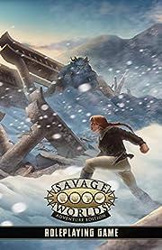 Savage Worlds Adventure Edition (S2P10023)…