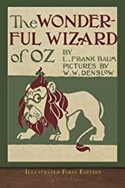 The Wonderful Wizard of Oz (Illustrated…