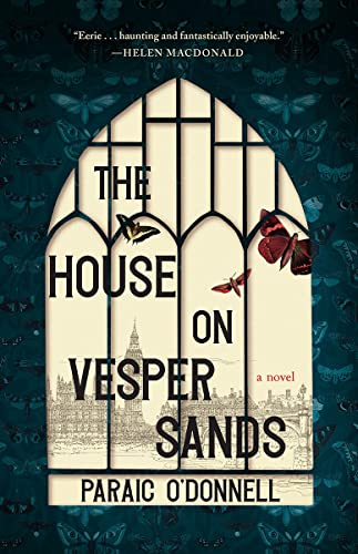 The House on Vesper Sands by Paraic O