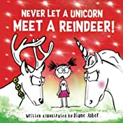 Never Let A Unicorn Meet A Reindeer! av…
