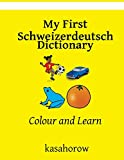 Colour and Learn Schweizerdeutsch