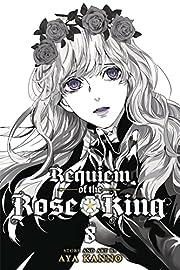 Requiem of the Rose King 08 af Aya Kanno