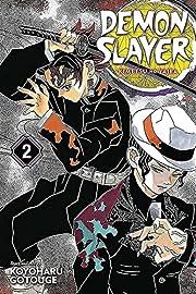 Demon Slayer: Kimetsu no Yaiba, Vol. 2: It…