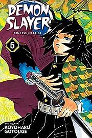 Demon Slayer: Kimetsu no Yaiba, Vol. 5 (5)…