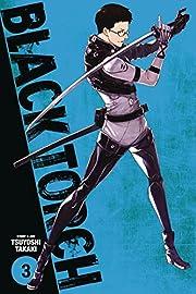 Black Torch, Vol. 3 (3) by Tsuyoshi Takaki