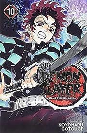 Demon Slayer: Kimetsu no Yaiba, Vol. 10 (10)…