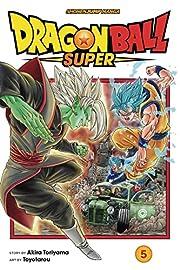 Dragon Ball Super, Vol. 5 (5) door Akira…