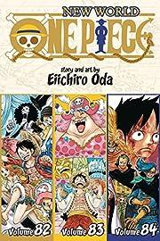 One Piece (Omnibus Edition), Vol. 28:…
