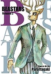 BEASTARS vol. 2 – tekijä: Paru Itagaki