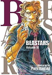 BEASTARS vol. 10 – tekijä: Paru Itagaki