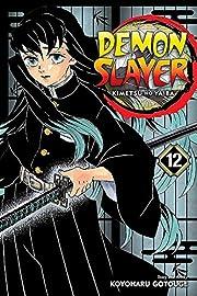 Demon Slayer: Kimetsu no Yaiba, Vol. 12 (12)…