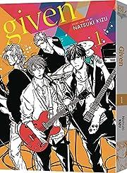 Given, Vol. 1 (1) – tekijä: Natsuki Kizu