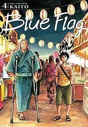 Blue Flag, Vol. 4 (4) af Kaito
