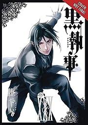 Black Butler, Vol. 30 – tekijä: Yana…