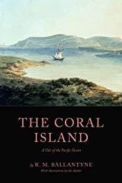 The Coral Island cover