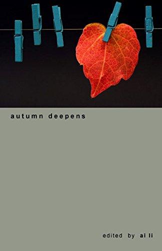 autumn deepens