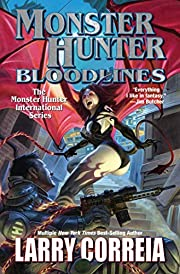 Monster Hunter Bloodlines – tekijä: Larry…