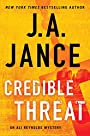 Credible Threat (15) (Ali Reynolds Series) - J.A. Jance