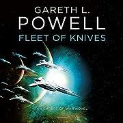 Fleet of Knives (Embers of War) por Gareth…