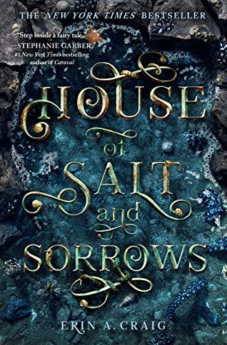 House of Salt & Sorrow by Craig