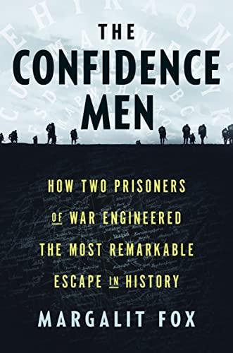 The confidence men : by Fox, Margalit,