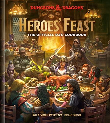 Heroes Feast by Kyle Newman