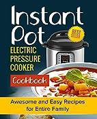 Instant Pot Electric Pressure Cooker…