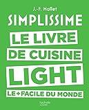 """Afficher """"Simplissime - Le livre de cuisine light le + facile du monde"""""""