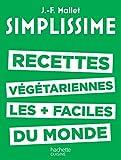 """Afficher """"Simplissime n° N° 1 Recettes végétariennes les + faciles du monde"""""""
