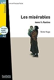 Les Miserables (Fantine) - Livre & CD audio:…