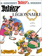 Asterix légionnaire av Albert Uderzo