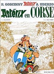 Astérix en Corse por Albert Uderzo