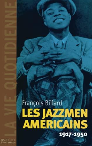 Les jazzmen américains