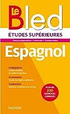 Bled Supérieur - Espagnol by Pierre.…