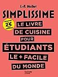 """Afficher """"Le livre de cuisine pour les étudiants le + facile du monde"""""""