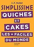 """Afficher """"Simplissime n° n° 15 Quiches et cakes les + faciles du monde"""""""