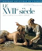 Le XVIIe siècle by Joël Cornette